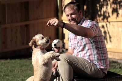 Dogs weren't always a favorite for local dog behaviorist