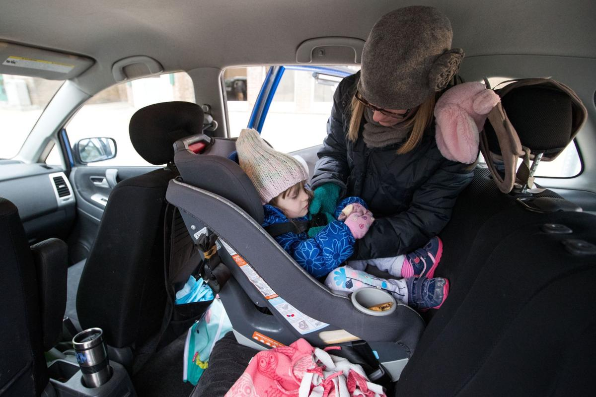 Senator Wants To Raise Nebraskas Age Requirements For Child Seats In Cars