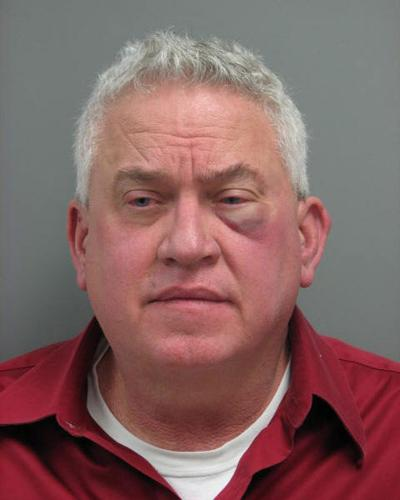 Bluffs officer arrested in suspected DUI accident