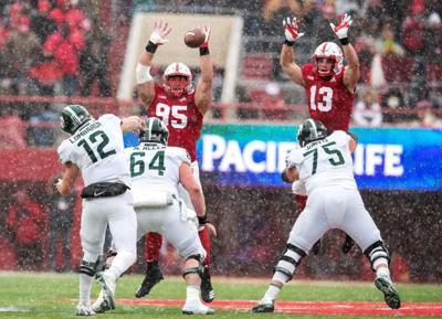 Michigan State quarterback calls Memorial Stadium one of the