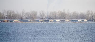 Missouri River forecast to rise significantly at Omaha