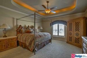 NP Dodge Real Estate | Dodge St. | Elkhorn NE | Bedroom