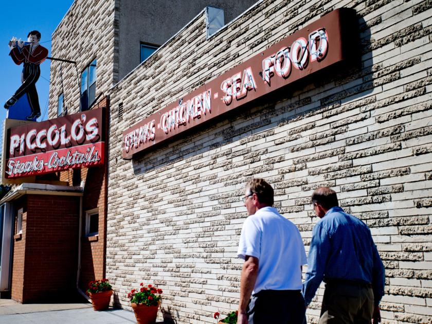 With Buffett favorite Piccolo's now closed, other area restaurants hope to fill the gap