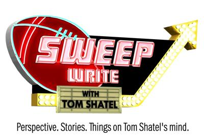 Sweep write logo teaser