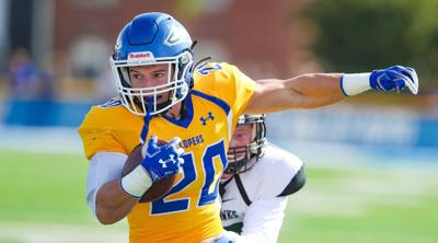 Led by Hastings St. Cecilia grad Dayton Sealey, Lopers passing tests with strong ground game