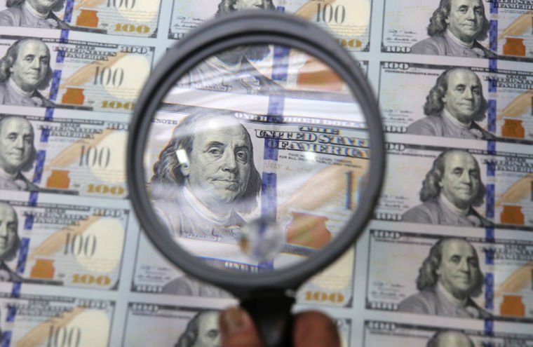 New $100 bill: Fighting counterfeiters, 1 Ben Franklin at a time