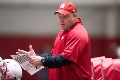 Husker defensive line coach Mike Dawson accepts job with New York ... 03a5929f9cab