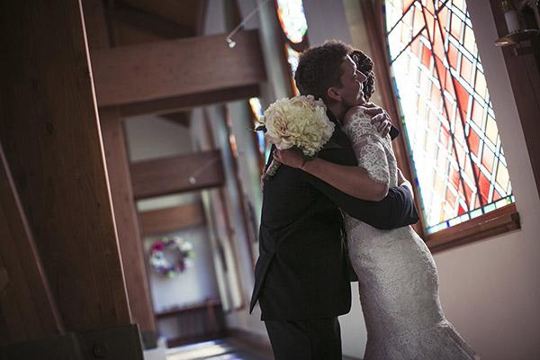 Real Wedding   Jennifer & Chad