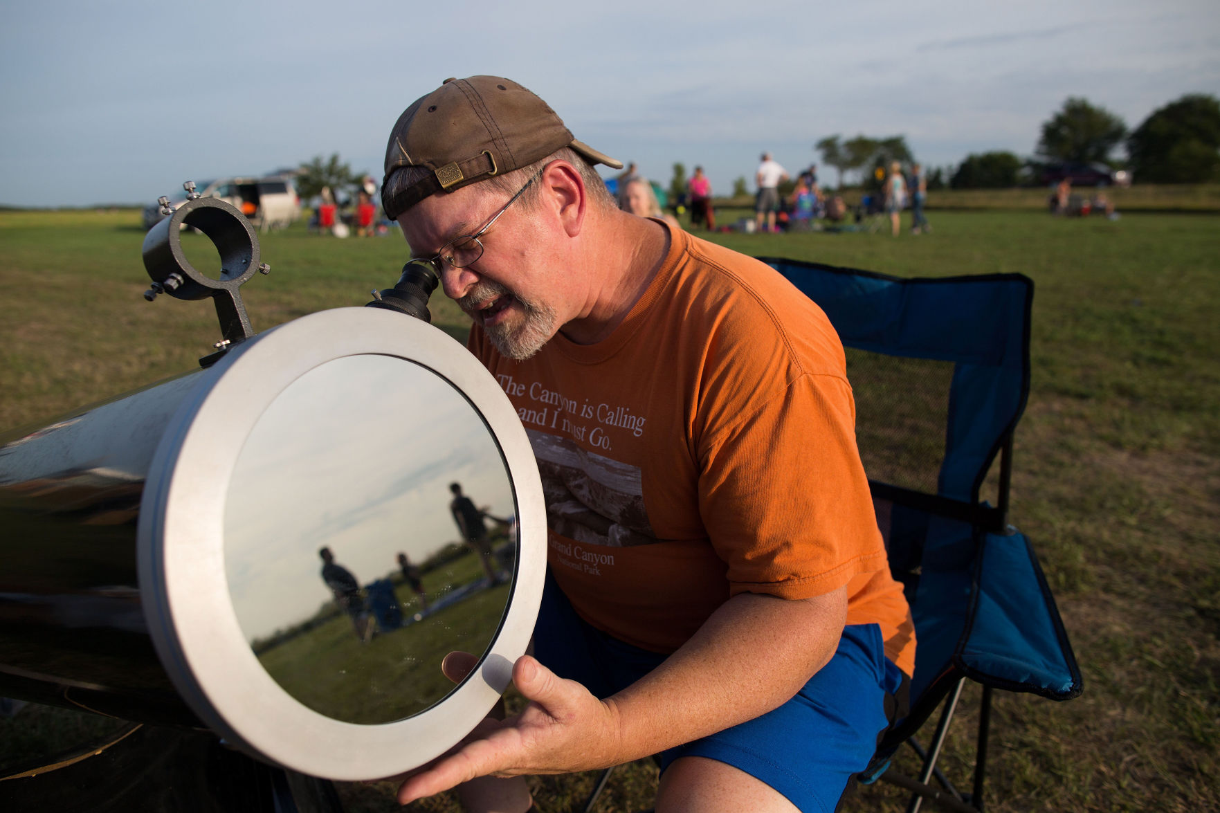 Cloud cover possible in eastern Nebraska during eclipse; traffic ...