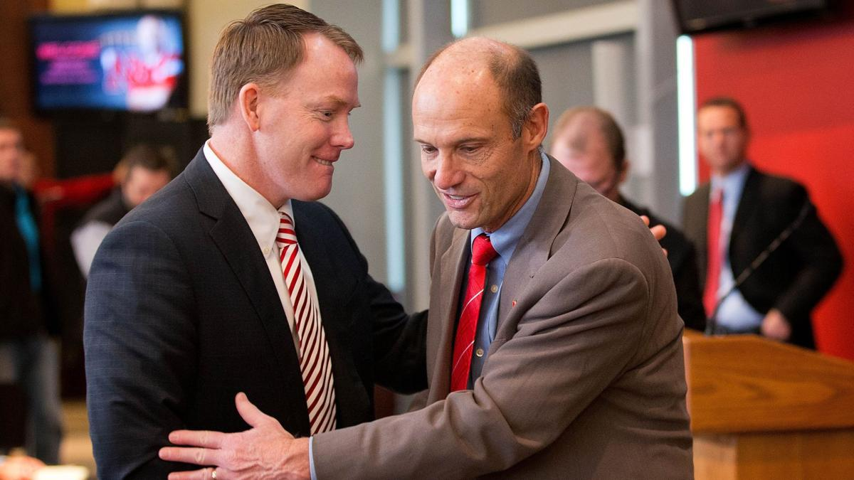 Shatel: Jobs in Texas a better fit for Mike Riley and Shawn Eichorst