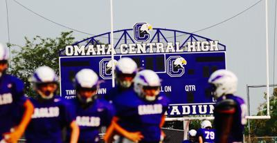 Practice report: Omaha Central football team looking to break 11-game losing streak