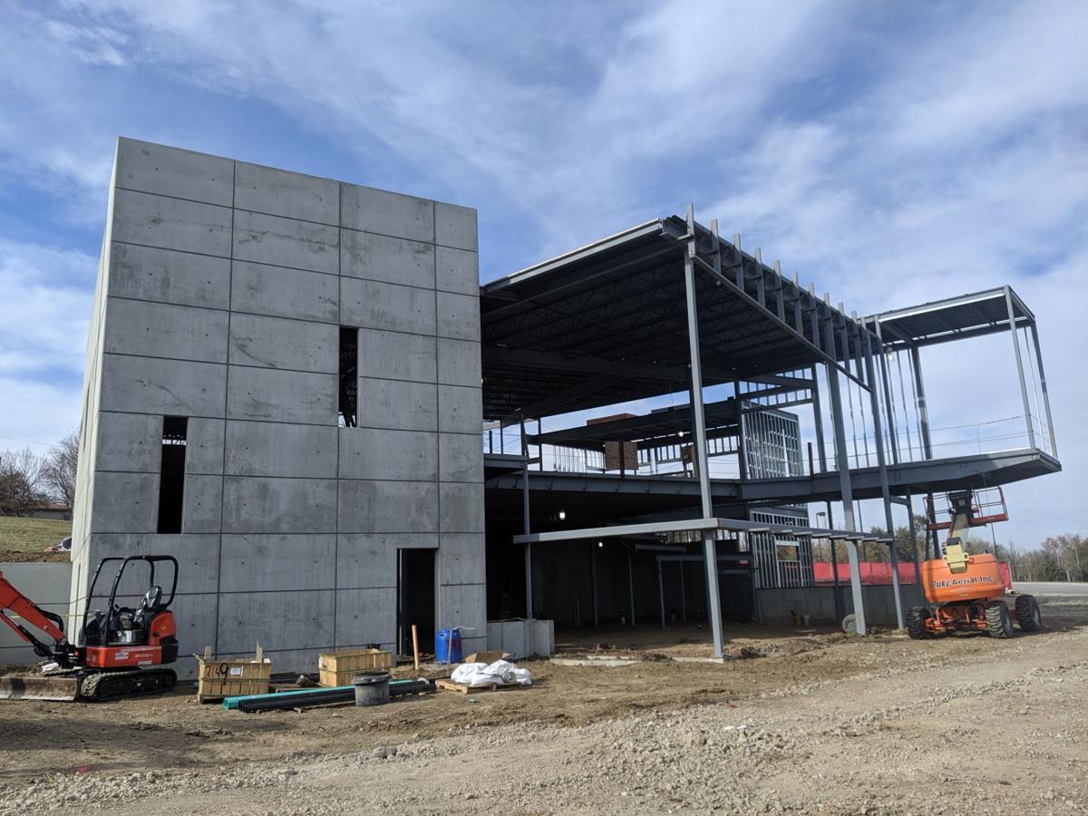 Tri-Faith Center building shot
