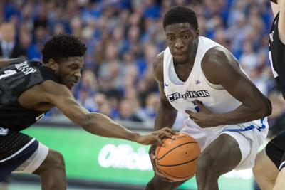 Former Creighton star Khyri Thomas signs deal with Detroit Pistons