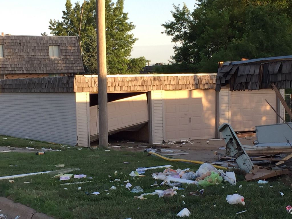 man whose body was found in ralston garage was hit by pickup