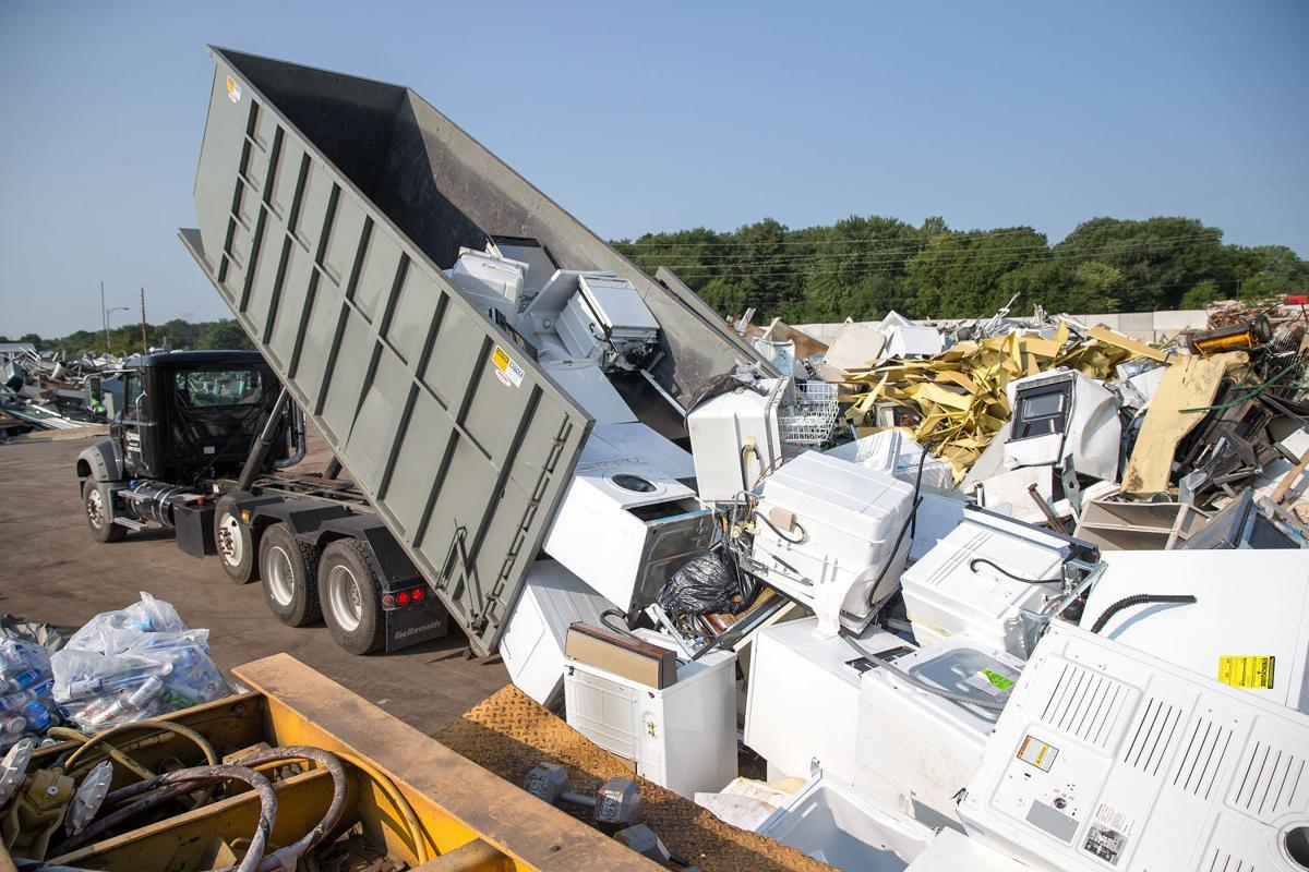 Trucks Plus Omaha >> Omaha's Scrap Central relocates to bigger site with eyes on bigger biz | Money | omaha.com