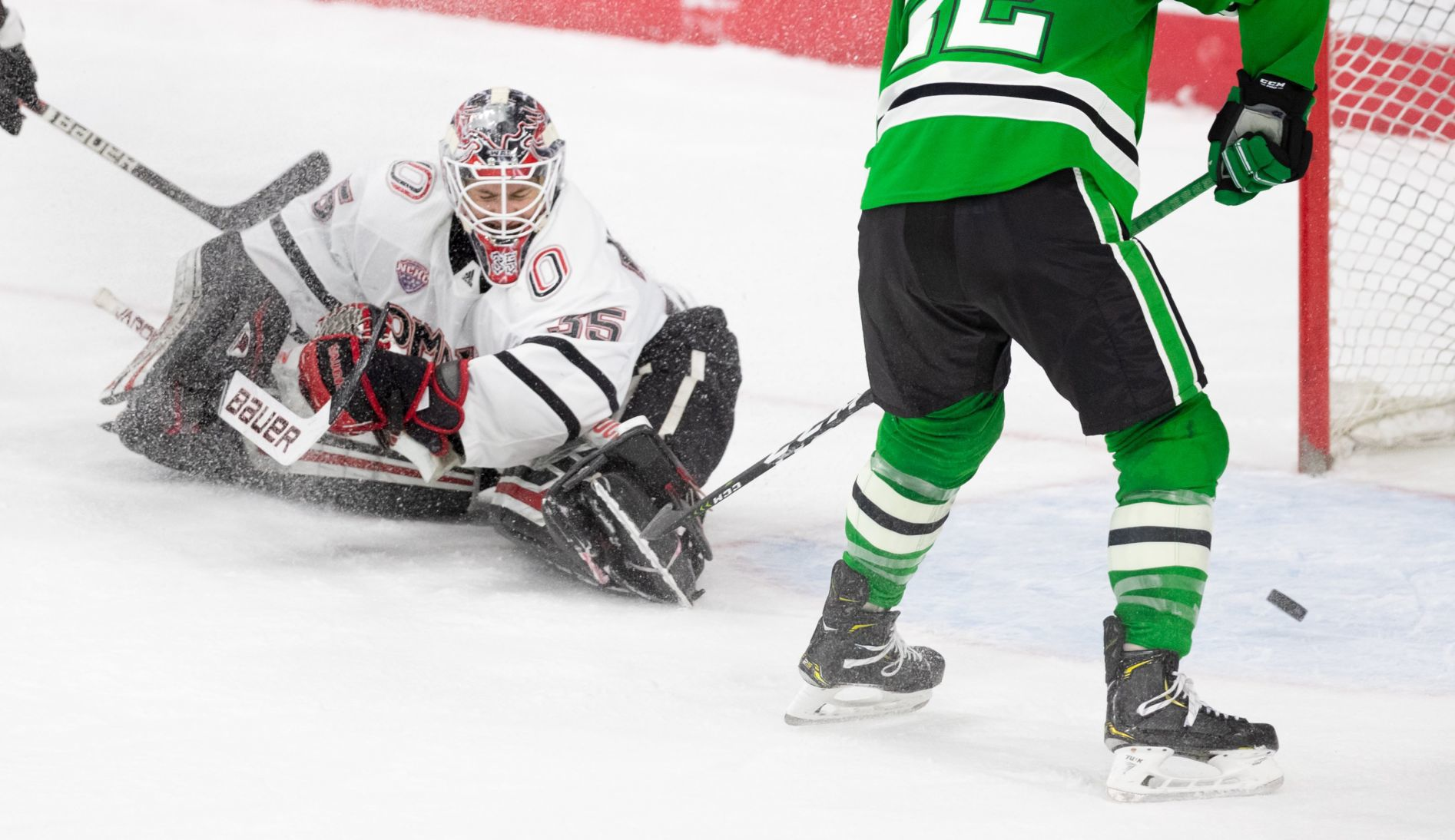 NCHC: North Dakota Defeats UNO Hockey