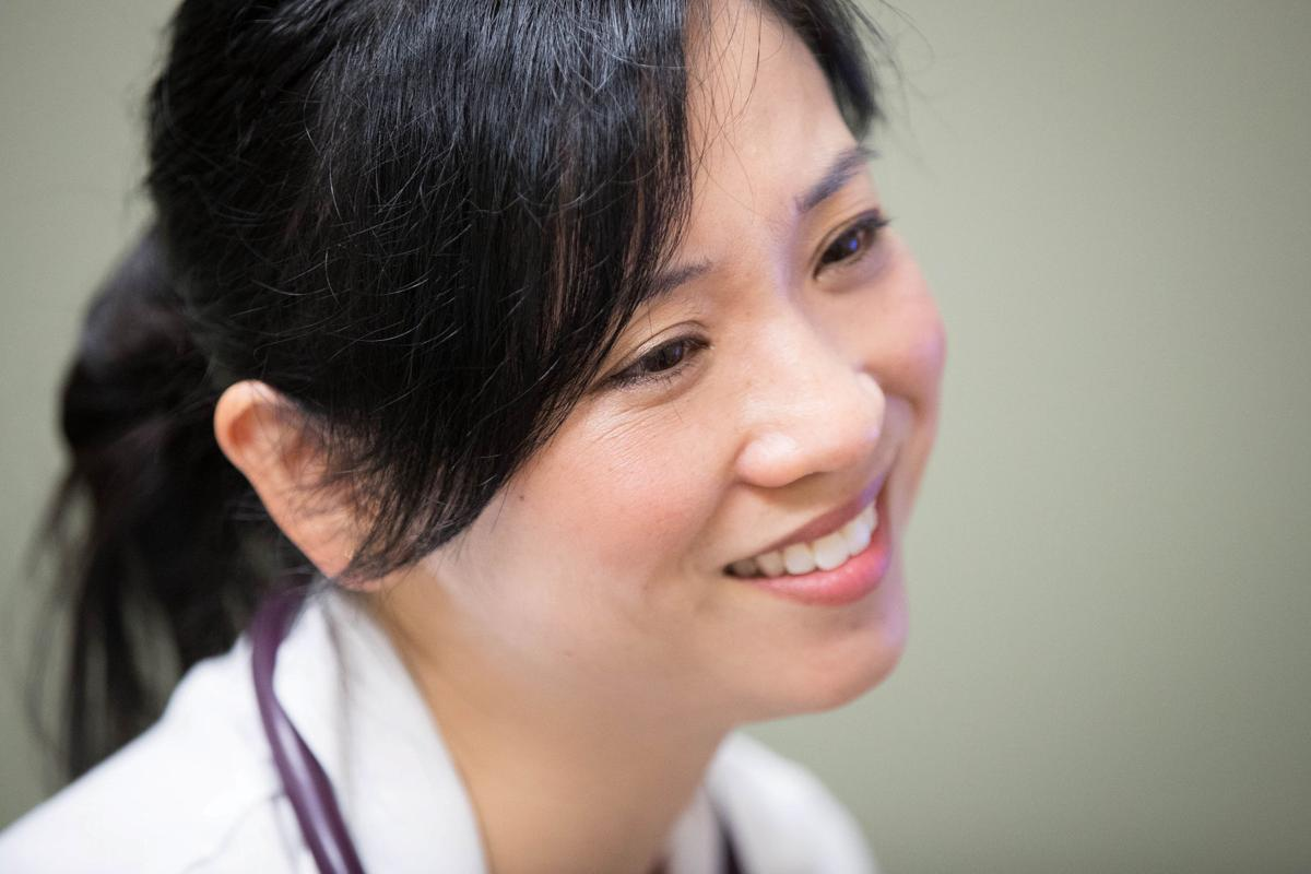 Dr. Lydia Kang (copy)