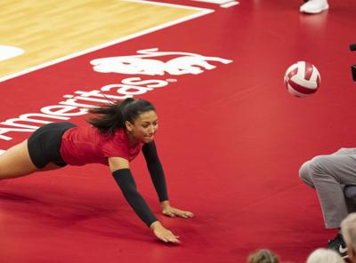 Nebraska libero Kenzie Knuckles earns Big Ten freshman of the week honors