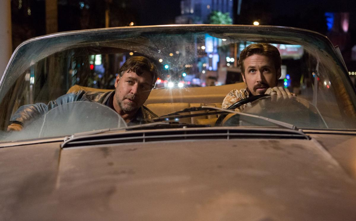 Review The Plot Of The Nice Guys Isnt The Point Writing Lets - The good guys automotive