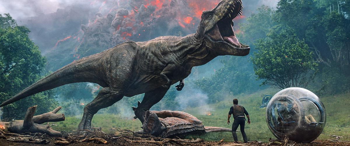 Film Review - Jurassic World: Fallen Kingdom