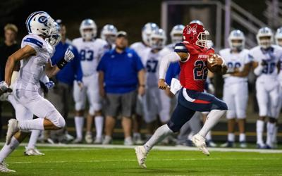 Isaiah Harris has three TDs as Millard South pulls away from Creighton Prep in second half
