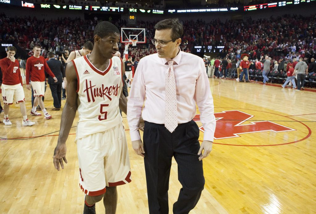 Barfknecht: Glynn Watson's commitment to Husker basketball nearly brings coach Tim Miles to tears