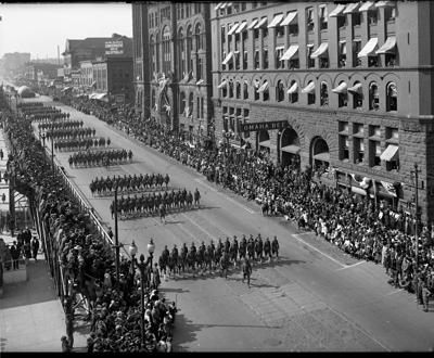 World War I Omaha