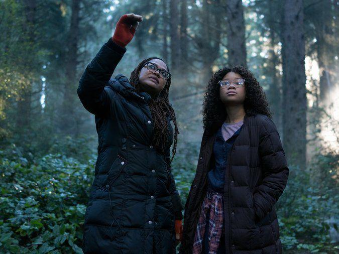 'A Wrinkle in Time' and 23 other upcoming films directed and/or written by women