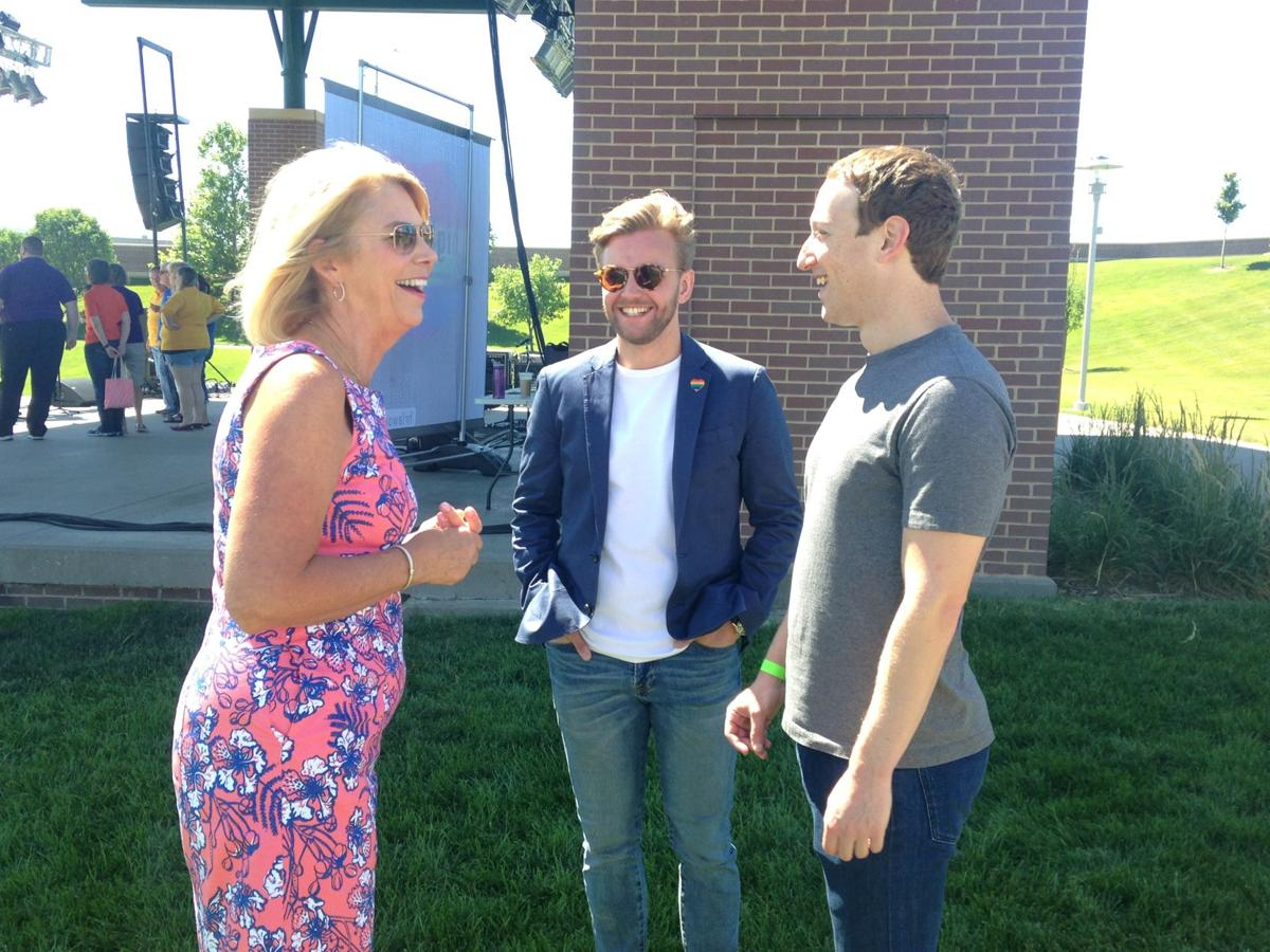 Mayor + Zuckerberg