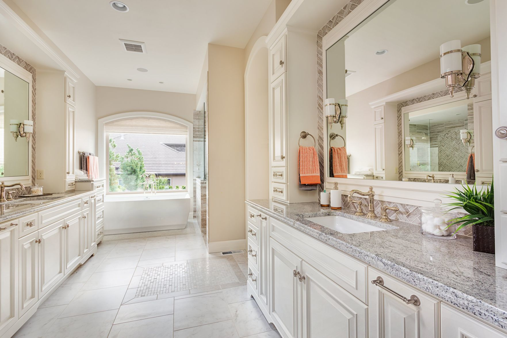 Delicieux The National Average Bathroom Remodel Cost Is $9,755, According To  HomeAdvisoru0027s True Cost Report.