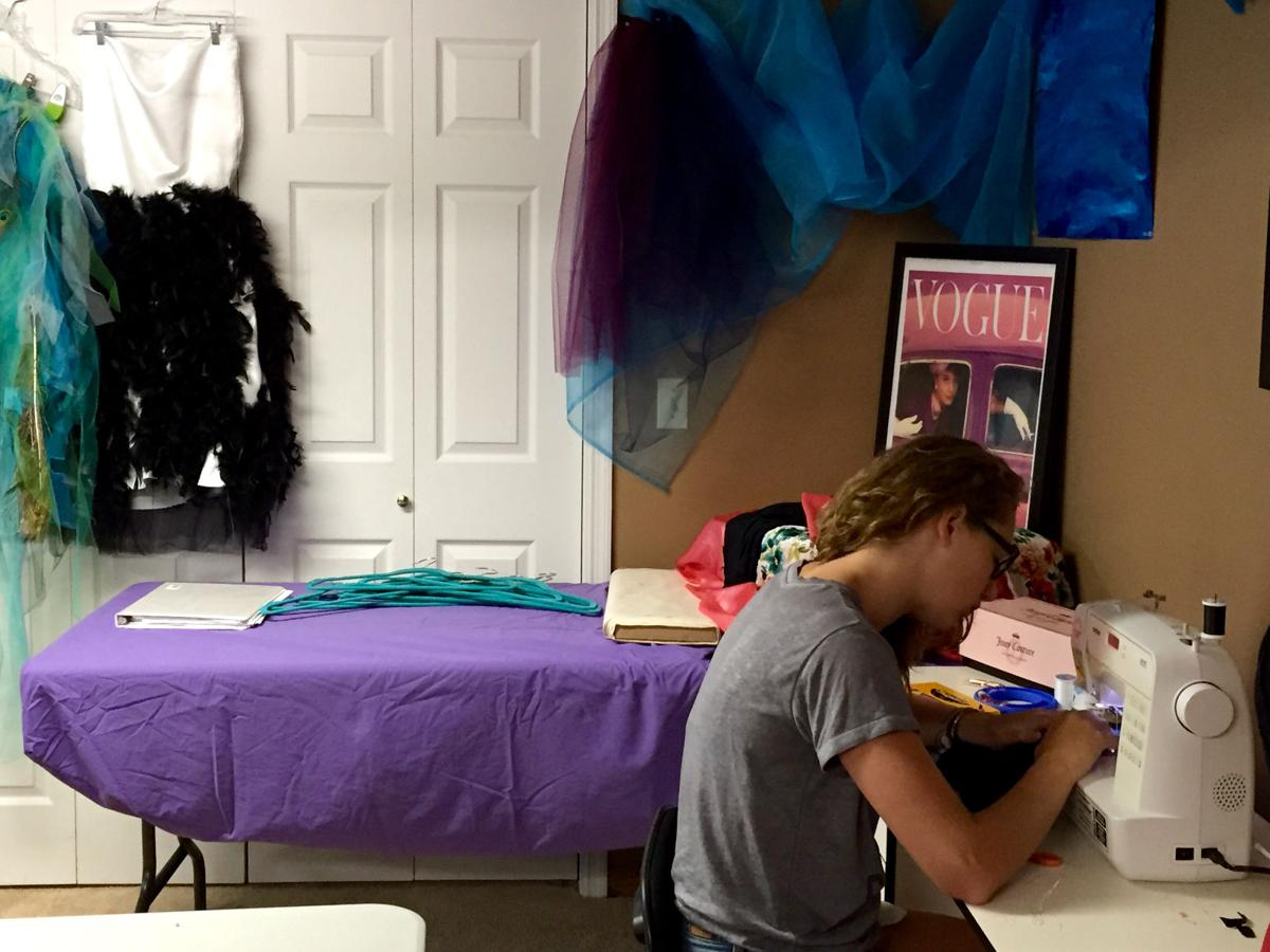 13 Year Old Designer Makes Omaha Fashion Week Debut Lifestyles Omaha Com