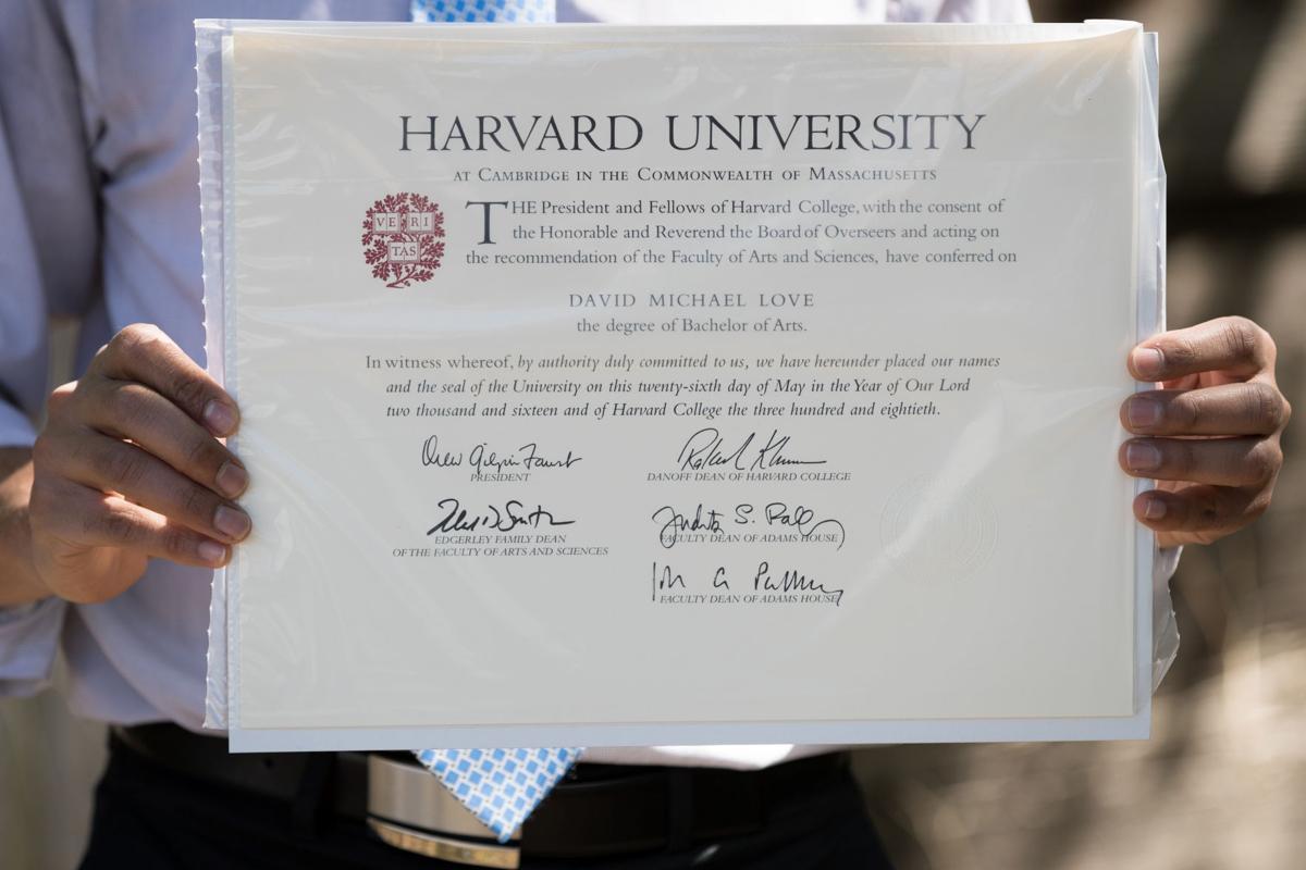 Kelly: Once homeless, Harvard grad returns to Omaha to write his ...