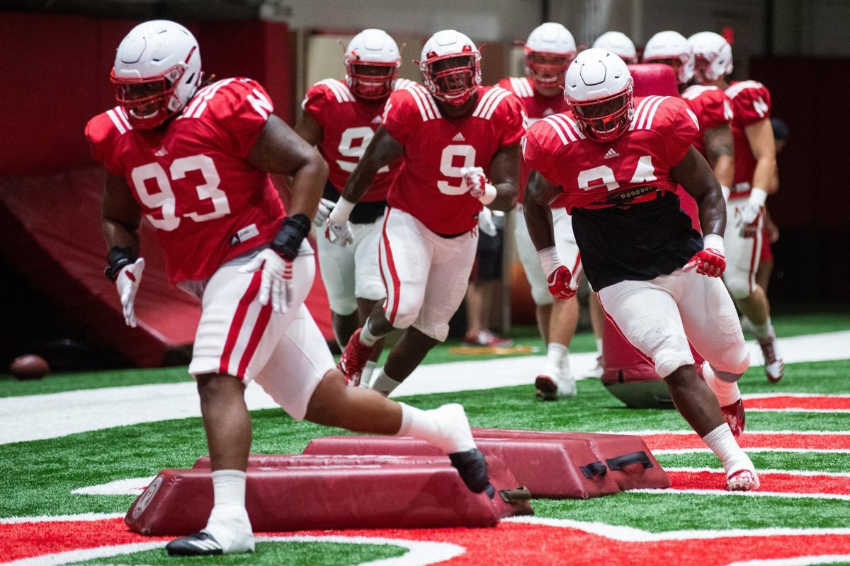 Offensive lineman Jalin Barnett leaves Huskers after fifth concussion  suffered at Nebraska  8b28d8d18982e