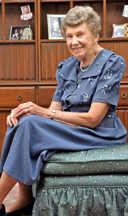 Gretna says goodbye to Barb Beyer