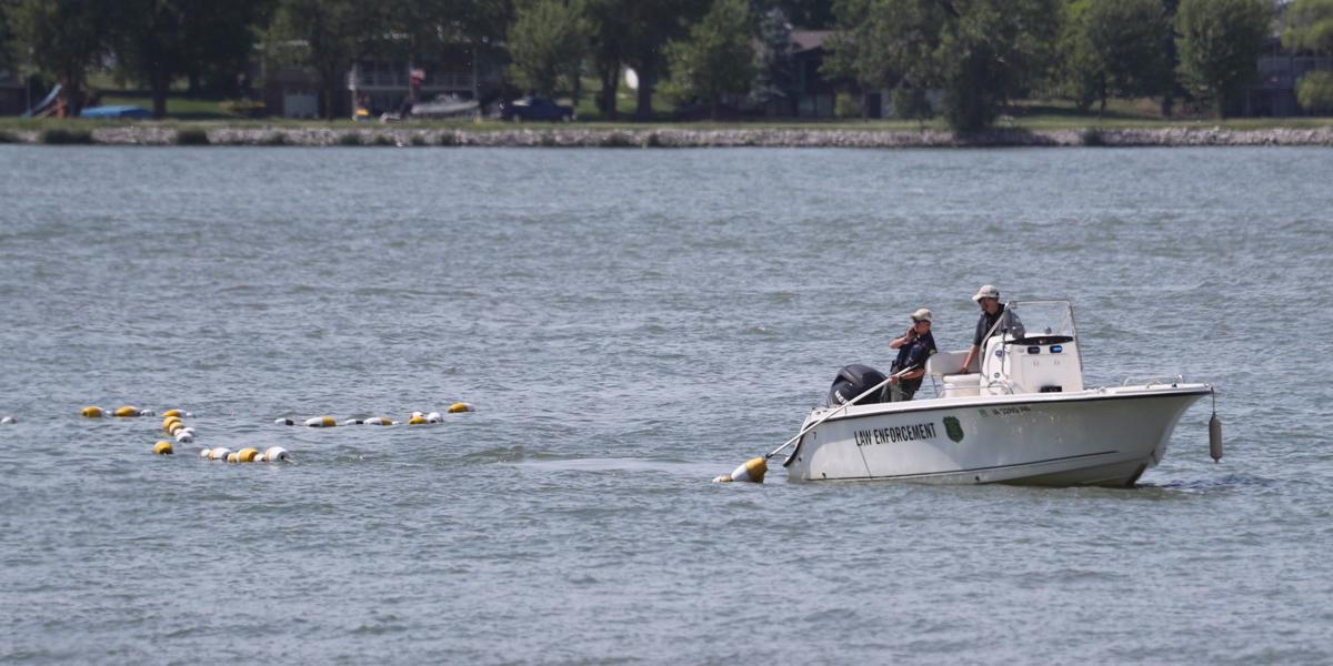 Lake Manawa search