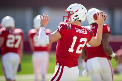 buy online fbeec 9ad6e Nebraska unveils jersey numbers for new Huskers | Big Red ...