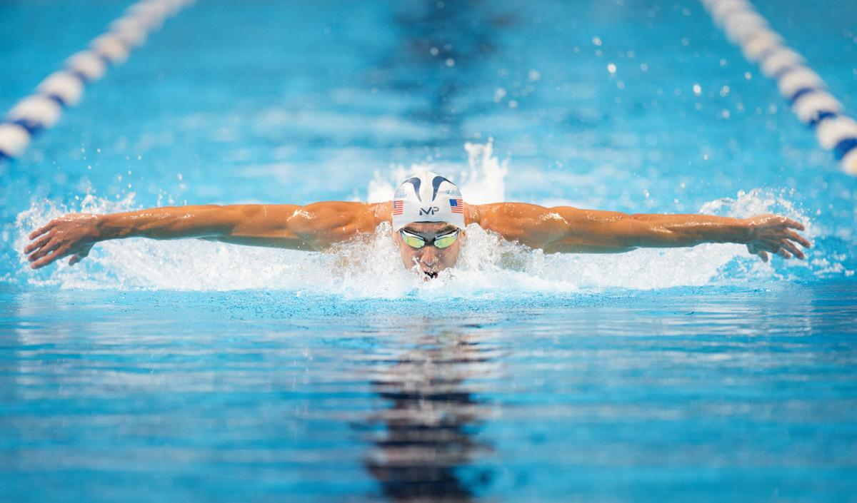 Chatelain: As Michael Phelps and other aging swimmers find ...