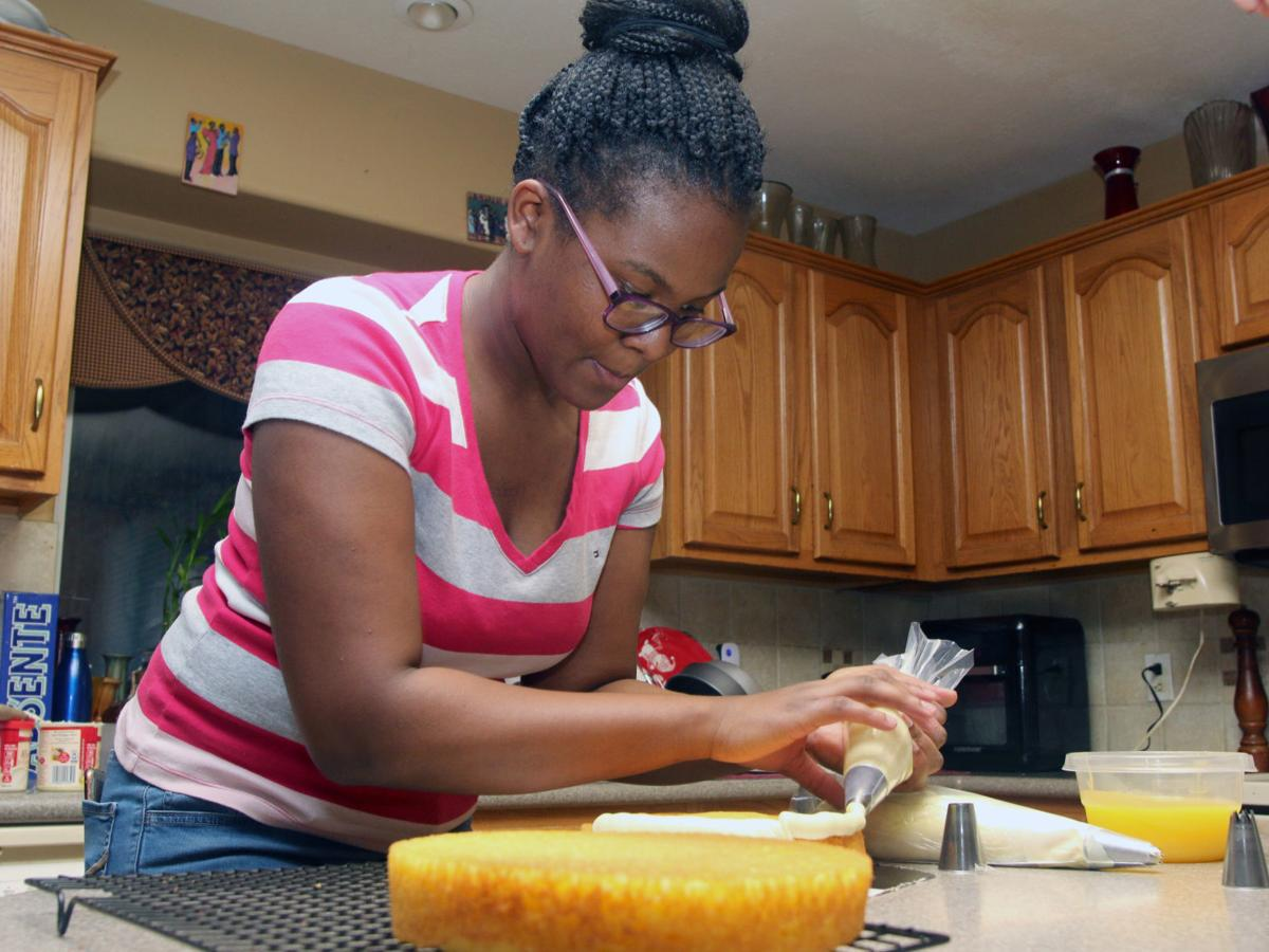 Teen burns the midnight oil for the joy of cooking and catering