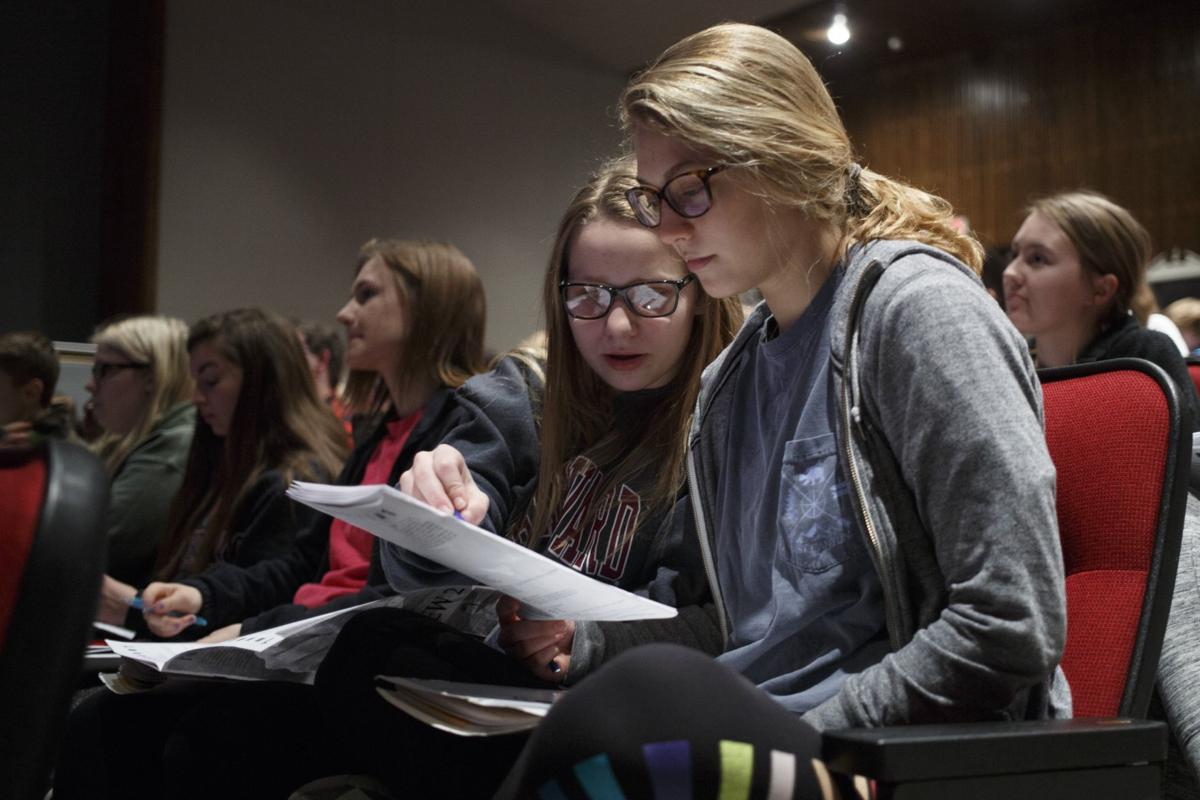 High school juniors across Nebraska take the ACT today | Education