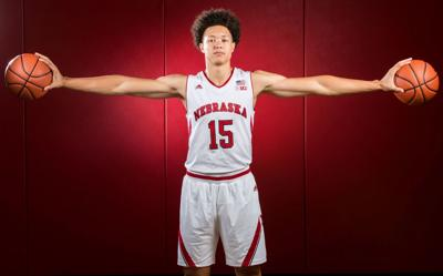 'It was a really good night for us': Dallas Mavericks 'elated' to draft former Husker Isaiah Roby
