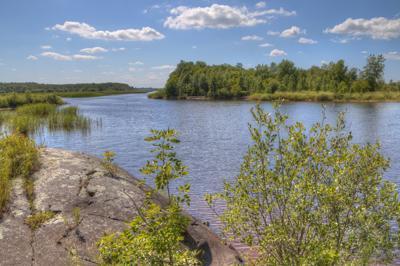 Lake of the Woods, Minnesota