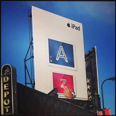 New Apple billboard features app of Sioux Falls startup