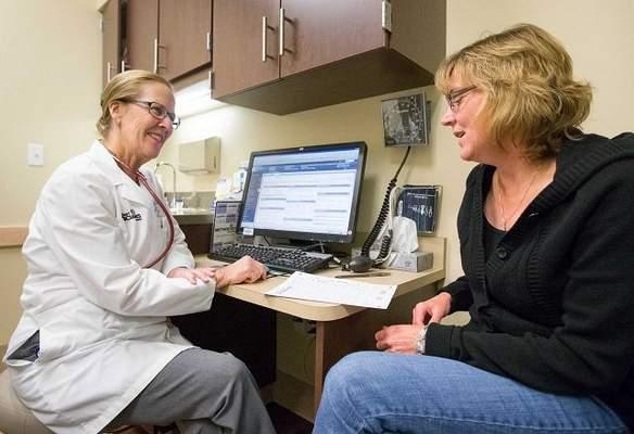 Number of female 'lady docs' on the rise in Nebraska, Iowa