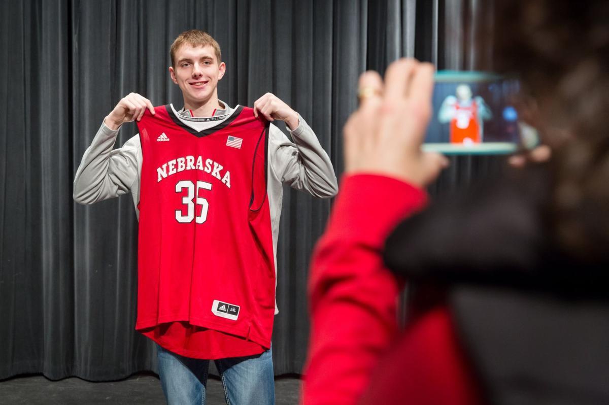 Nebraska men s basketball builds big first-half leads 2d11a9677