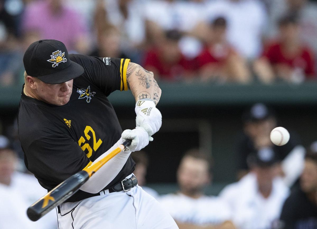 Cws Home Run Derby 2020.Northern Kentucky S Griffin Doersching Hits 20 Homers In