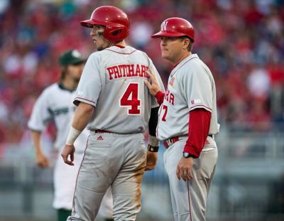 pretty nice fdb4b 9bf37 Nebraska hires former Husker Will Bolt as head baseball coach