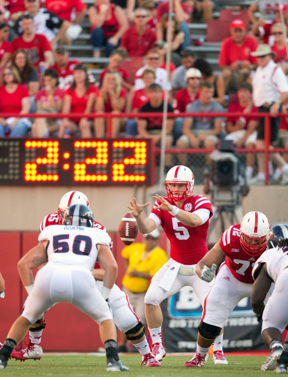 NEBRASKA FOOTBALL NOTES