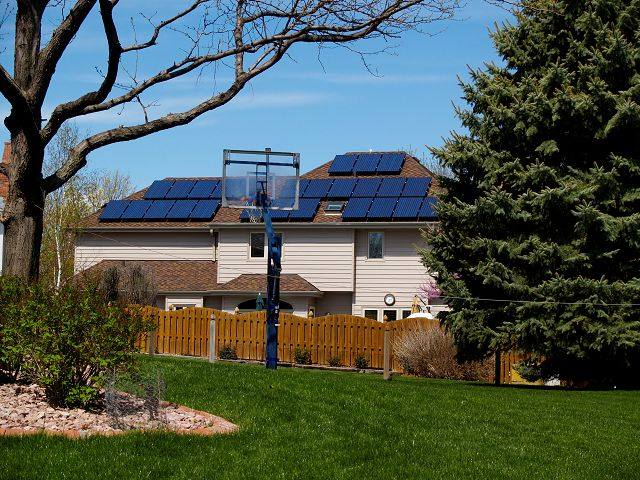 Solar panels evicted in Southshore Heights Homeowners Association dispute