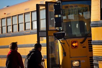 School bus teaser image