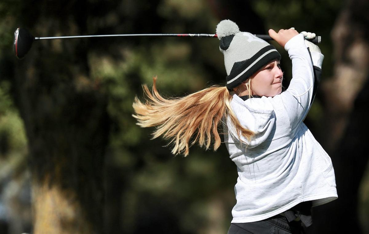 Class B Girls Golf: Scottsbluff